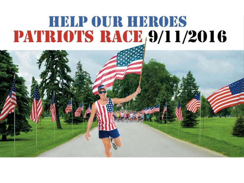 The Patriots Race